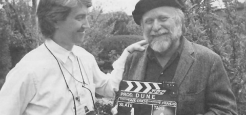 Interview with @David_Lynch and Frank Herbert from 1983