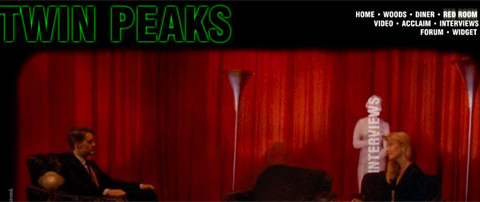Twin Peaks UK DVD Contest and Mark Frost Interview