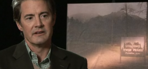 Kyle Maclachlan Talks Twin Peaks – Updated with New Clips