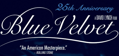 Blue Velvet Blu-ray to be Released on November 8th, 2011 in the US