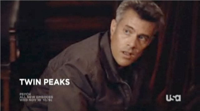 Details on Psych Twin Peaks Tribute Episode