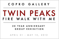 Twin Peaks 20th Art Exhibit