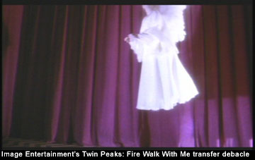Twin Peaks FWWM - The Worst Transfer to Laserdisc in History