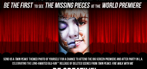 Twin Peaks: Missing Pieces World Premier Contest